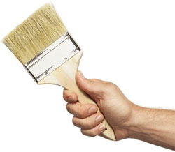 Broad brush
