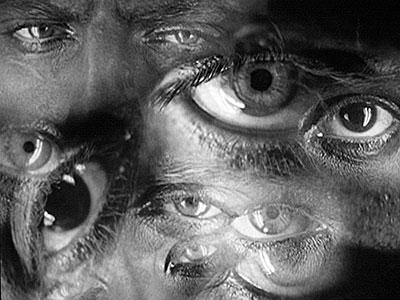 engaging eyes